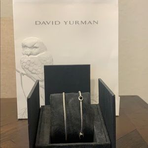 David Yurman Cable Bangle Bracelet Set